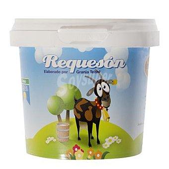 Teisol Requesón de cabra granja tarrina 300 g