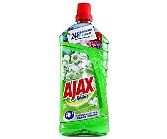 Ajax Limpiahogar flores de primavera 1 l