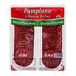 Chorizo pamplona lonchas Pack 2 x 112.5 g - 225 g Hacendado