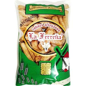 LA FERREÑA Colines de pan integrales Bolsa 280 g