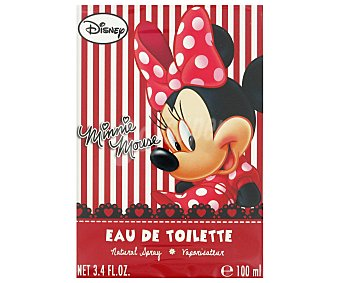 Minnie Disney Eau de Toilette Niña 100ml