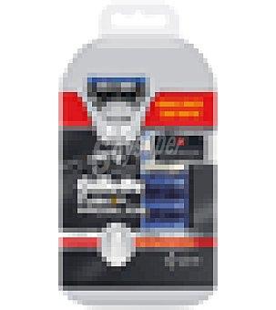 Gillette Fusion Proglide Pack maquinilla Fusion Proglide Fórmula 1 + cargadores 1 ud