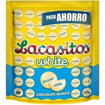 Lacasitos Lacasa Grageas white 300 g