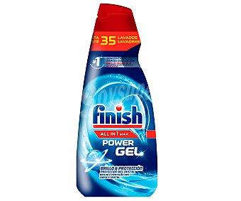 Finish Detergente líquido para lavavajillas Todo en 1 Bote 560 ml