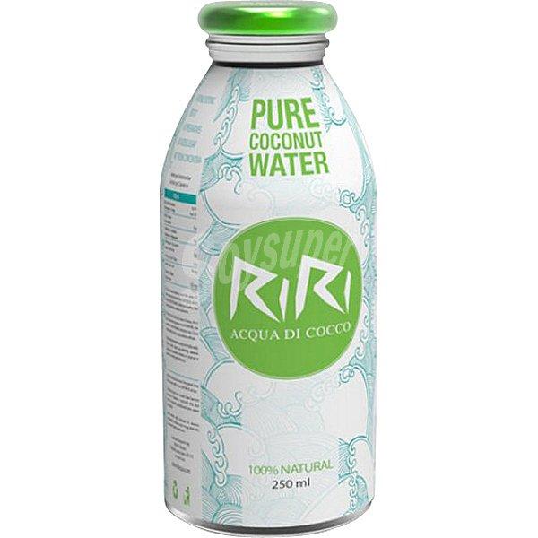 619dc7755 RIRI Agua de coco 100% natural botella 250 ml botella 250 ml