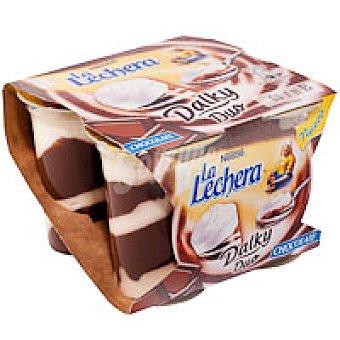 La Lechera Nestlé Dalky Duo Pack 4x100 g