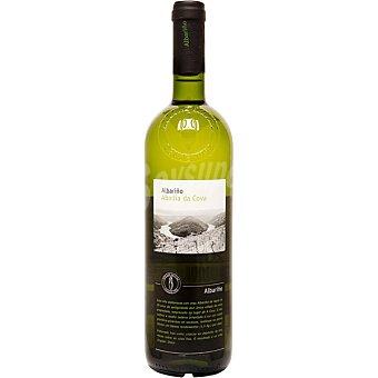 Abadía da Cova Vino blanco albariño D.O. Ribeira Sacra botella 75 cl Botella 75 cl