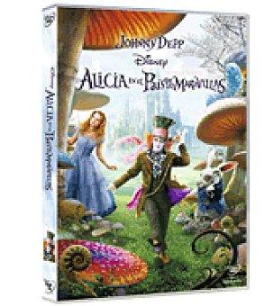 Disney Alicia en el pasi de las maravillas (tim Burton)