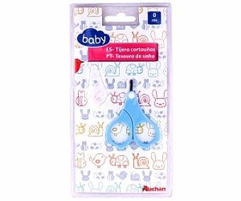 Baby Tijeras uñas bebé azul 1 Unidad