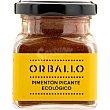 Pimentón picante ecológico Frasco 50 g Orballo