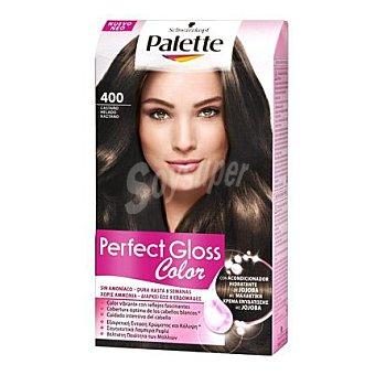 Palette Schwarzkopf Tinte Perfect Gloss Color 400 Castaño Helado 1 ud