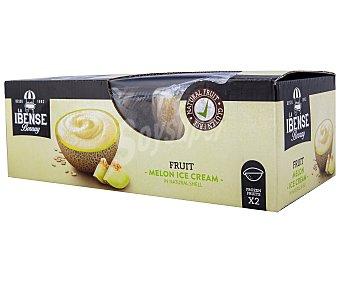 La Ibense Bornay Melón helado 2 unidades de 100 gramos