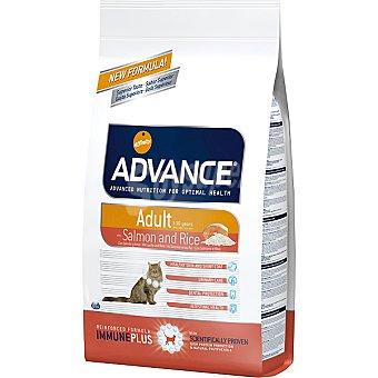Advance Affinity Alimento de alta gama para gatos adultos de 1 a 10 años rico en salmón y arroz Adult Bolsa 3 kg