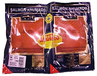 Ubago Salmón ahumado filete (sin lonchear) Paquete 300 g (peso aprox. unidad)