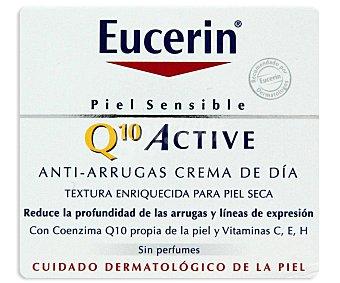 Eucerin Crema antiarrugas hidratante de día Q10 Tarro 50 ml