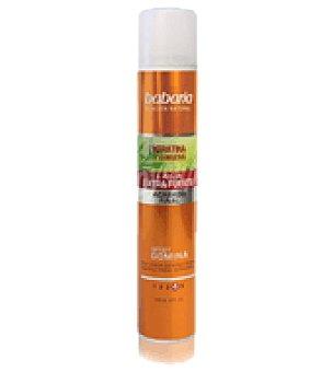 Babaria Laca extra fuerte keratina y ginseng 300 ml
