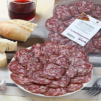 Abrilisto Salchichón ibérico Plato de 100 g
