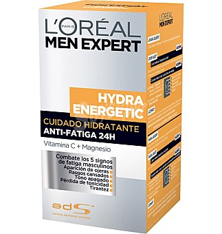 Crema facia L' oreal men hydra ener 50 ML