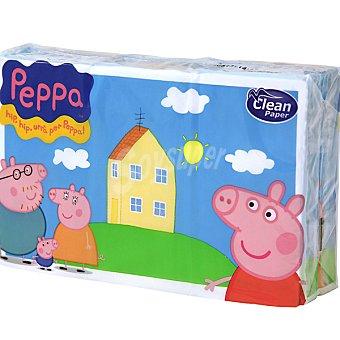 PEPPA PIG Pañuelos perfumados Paquete 6 unidades
