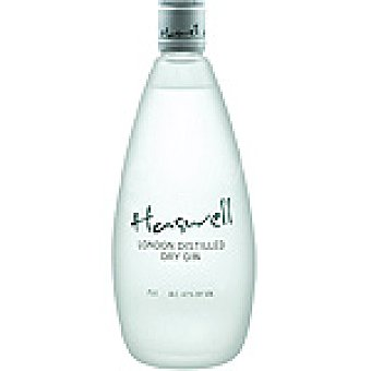 Haswell ginebra botella 70 cl