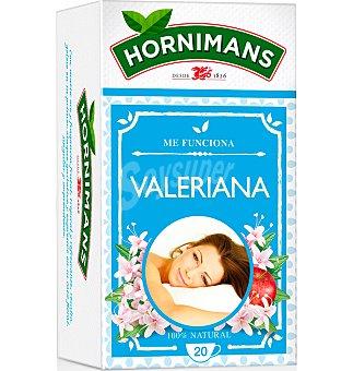 Hornimans Infusiones valeriana 20 UNI
