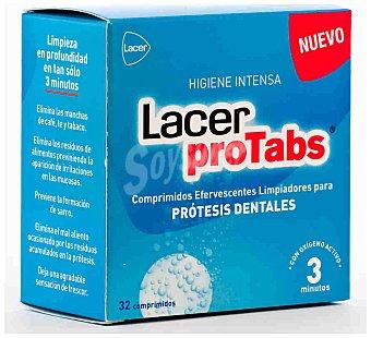 Lacer Lacer Protabs Comprimidos 32 dosis