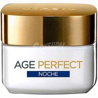 Age Perfect L'Oréal Paris Crema de noche Tarro 50 ml