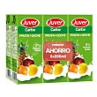 Zumo fruta+leche Caribe pack de 6x200 ml Juver