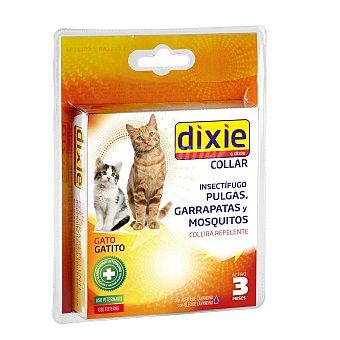Dixie Collar repelente de insectos para cachorros y gatos 1 Ud