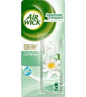 Air Wick Ambientador Automático Compact Recambio Bambú 1 ud