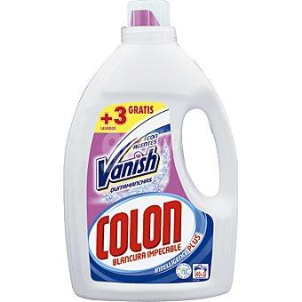 Colón Detergente máquina gel Vanish Garrafa 43 dosis