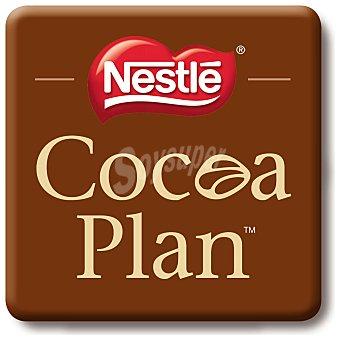 Nestlé Tableta de chocolate negro con almendras l'atelier 115 g