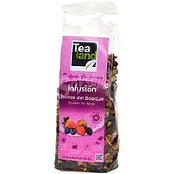 TEALAND Infusión frutas del bosque bolsa 100 g