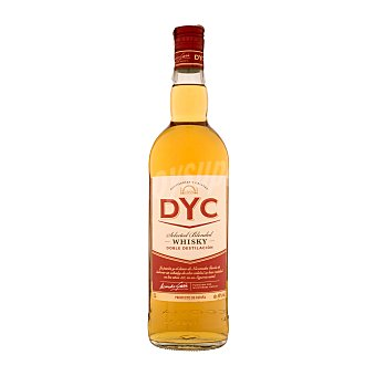 Dyc Whisky 5 años Botella 1 l