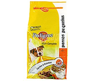 Pedigree Comida Seca para Perro de Raza Pequeño de Ave Saco de 2 Kilogramos