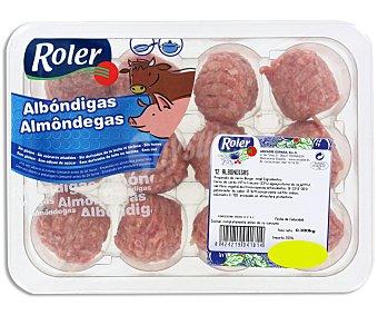 Roler Albóndigas mixtas 12 Unidades de 300 gramos