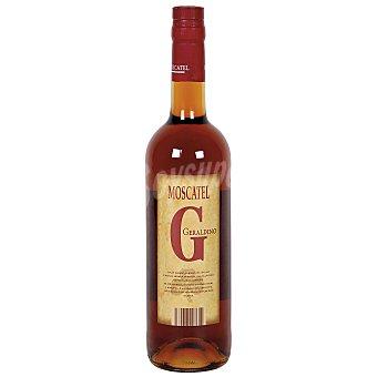 Geraldino Vino blanco de uva moscatel Botella 70,5cl