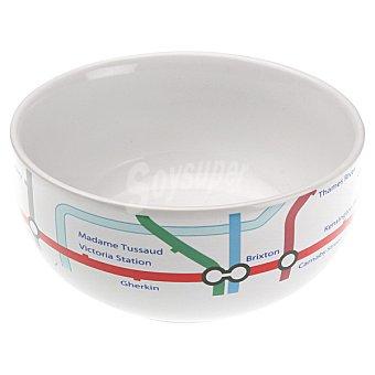 QUO Bowl Cereales gres metro Londres de 50 cl