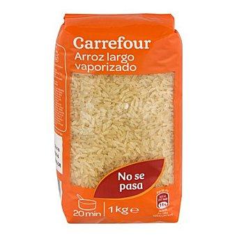 Carrefour Arroz de grano largo vaporizado 1 kg