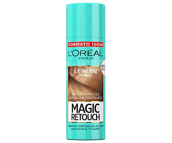 L'Oréal Magic Retouch Spray instantáneo retocador de raíces color rubio Spray 100 ml