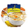 Sopa de pollo con fideos Carretilla 350 g Carretilla