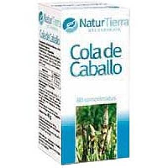 NaturTierra Cola de caballo en cápsulas Caja 80 unid