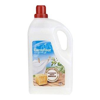 Carrefour Detergente líquido con jabón de Marsella 66 lavados
