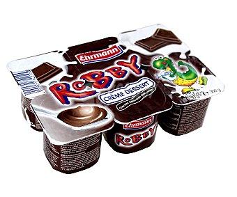 ROBBY de EHRMANN Petit de Chocolate 6 Unidades de 50 Gramos