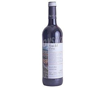 Vega del Geva Vino tinto crianza con denominación de origen Sierras de Málaga Botella de 75 cl