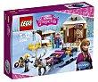 Juego de construcciones con 174 piezas, Aventura en trineo de Anna y Kristoff, ref. 41066, incluye 2 figuras y reno, Disney Princess 1 unidad LEGO