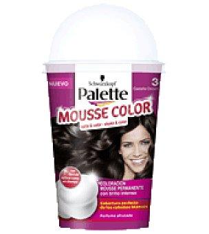 Palette Mousse Color 3 Castaño Oscuro 1 ud