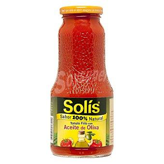 Solís Tomate frito en aceite de oliva Tarro 400 g