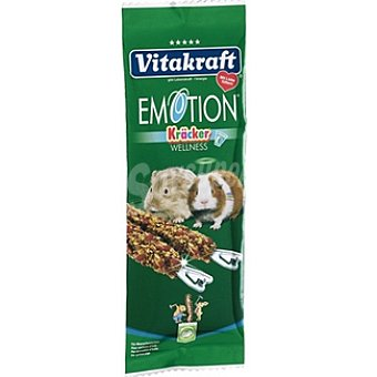 Emotion Vitakraft Barritas premium para cobayas Envase 2 unidades