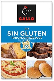 Gallo Harina sin gluten para múltiples usos 500 g
